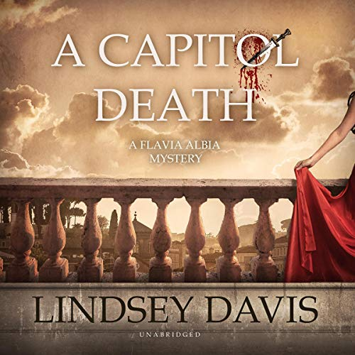 A Capitol Death audiobook cover art