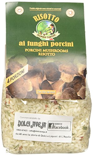 Sulpizio Tartufi Risotto ai Funghi Porcini - 300 g