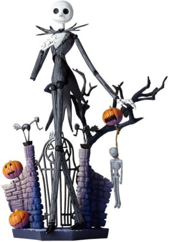 entrega rápida The Nightmare Before Christmas Legacy of of of Revoltech SCI-FI Revoltech Jack Skellington Acción Figurine by Kaiyodo  moda clasica