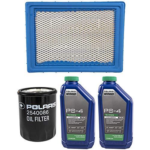 2014-2015 Rzr 570 Genuine Polaris Oil Change and Air Filter Kit