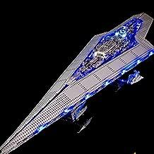 LIGHT MY BRICKS Star Wars UCS Super Star Destroyer Lighting Kit (Building KIT NOT Included) 10221