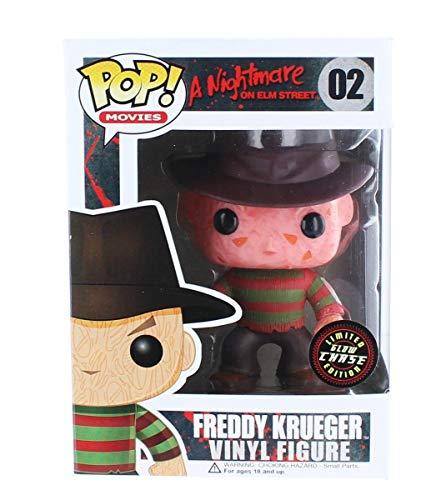 Pop! Horror: A Nightmare on Elm Streets Freddy Krueger Vinyl Figure (Chase!!) by Funko