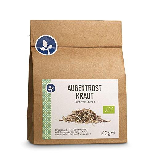 aleavedis Augentrost Kraut BIO Tee, 100 g Tee