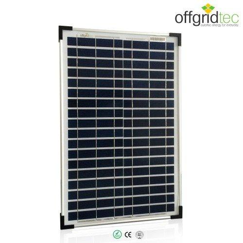 Panneau solaire Offgridtec Poly 12V 20W