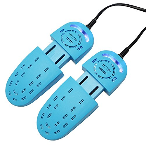 iBalody Sèche-chaussures de haute qualité pour les pieds de chaussure Déodorant UV Chaussures Stérilisation Télescopique Séchage Chauffe Réchauffeurs