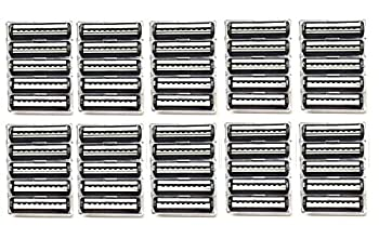 Atra Plus Generic Blades Bulk Packaging - 100 Cartridges Fits Gillette Razor  legendary-yes