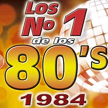 Los Numero 1 De Los 80's - 1984