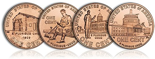 Jacksonville Mall 2009 P D ALL Single Lincoln Cent Coins Sales of SALE items from new works Loose Type 2 8 C each