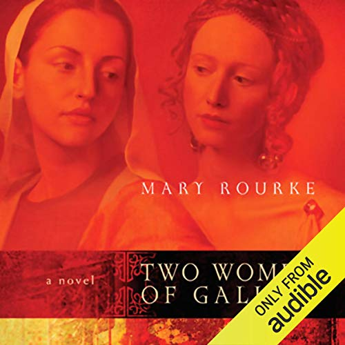 Two Women of Galilee audiobook cover art