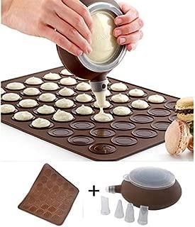 Grand Mastrad Silicone Macaroon Maison Pâtisserie Cookie Tapis macarons Bakeware