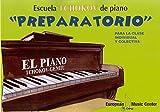 El Piano. Preparatorio