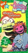Allegra's Window - Allegra's Christmas VHS
