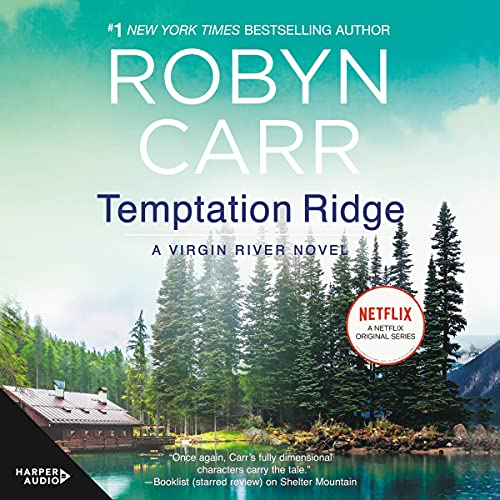 Temptation Ridge cover art