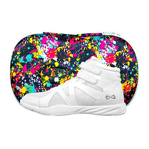 Adult Nfinity Beast Mid Top, Size 8