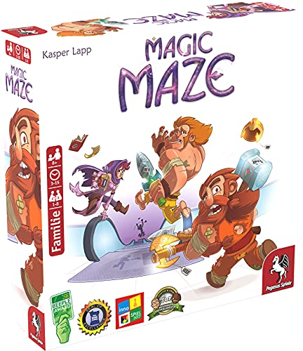 Pegasus Spiele 57200G - Magic Maze