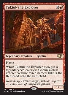 Magic: the Gathering - Tuktuk the Explorer (183/337) - Commander 2014