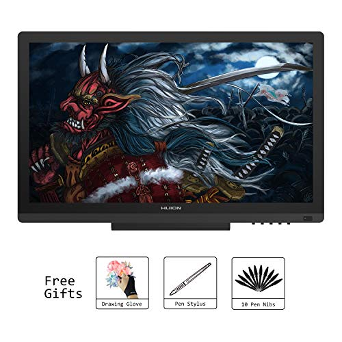 Huion KAMVAS GT-191 Drawing Tablets with IPS Screen 19.5 Inch 8192...