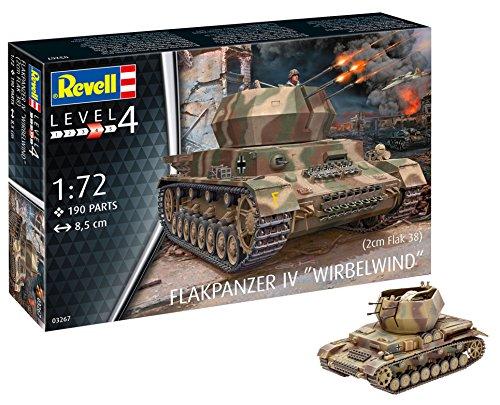 Revell -Maqueta de Tanque Flakpanzer...