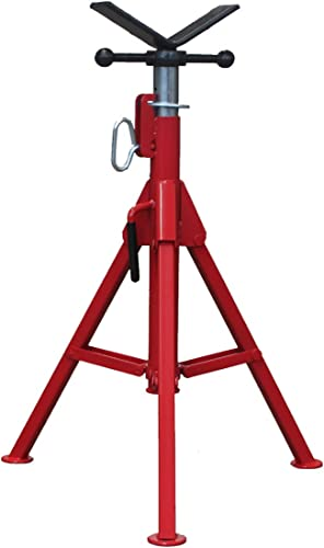 lowest Pipe outlet online sale Stand lowest Adjustable Height V Head Folding Portable sale