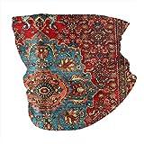 Idjar Antique Kurdish North West Persian Neck Gaiter Variety Head Scarf Multi-Functional Balaclava For Men Women