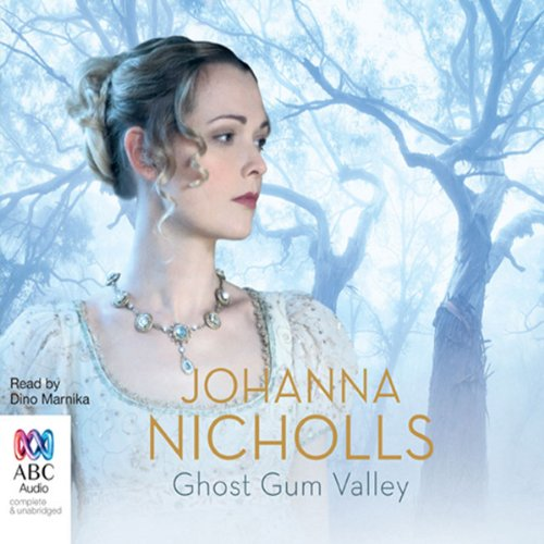 Ghost Gum Valley audiobook cover art