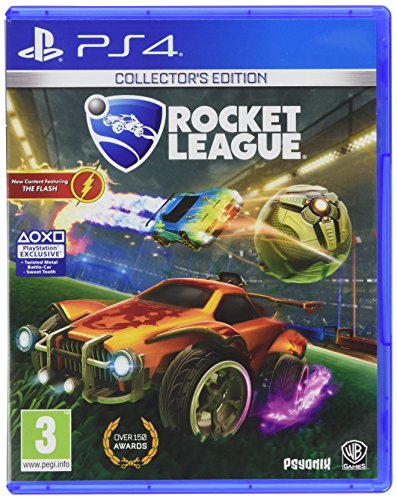 Rocket League: Collector'S Edition Ps4- Playstation 4