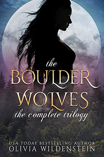 The Boulder Wolves Trilogy