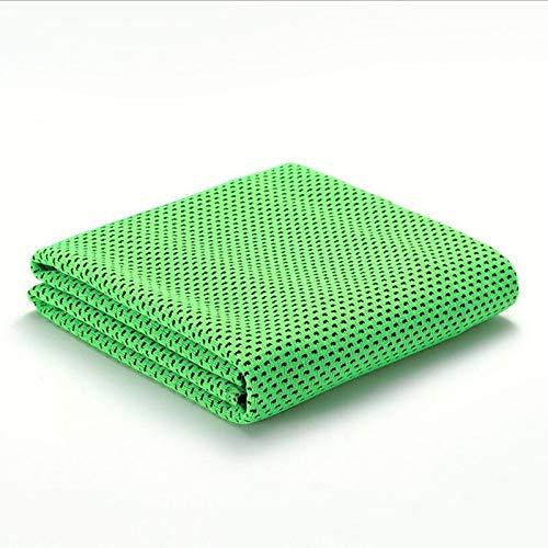 Toalla deportiva de microfibra de enfriamiento rápido toalla de cara de hielo toallas de playa de secado rápido Toallas de verano de enfriamiento instantáneo Toallas para fitness Yoga