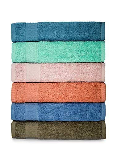 Our #6 Pick is the Cleanbear Face-Cloth Washcloths