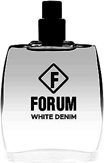 Deo Col.Forum White Denim Vp - 50 Ml, Forum, Pequeno