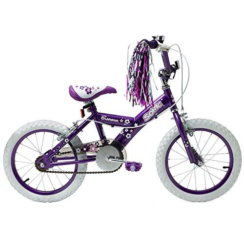 Bicicleta para niña, Sonic Glamour,...