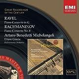 Ravel / Rachmaninoff (Klavierkonzerte) - rturo Benedetti Michelangeli
