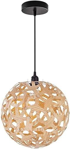 Lustres Modernes Plafonniers Suspendu Sphere DIY lumièreing Luminaire Suspendu Fcc Rohs de Ce d'art Contemporain du Déco 3C de Lumière pendentife Contemporaine pour la Chambre à Coucher de Salon, BinLZ