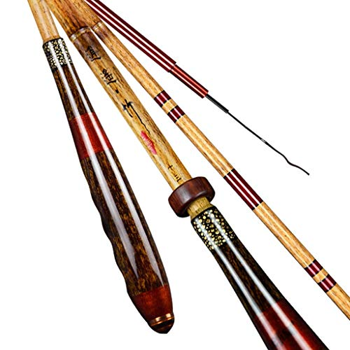 Canne da Pesca, Palo da Pesca Crucian Carp Rod Ultra-Light Ultra-Fine Ultra-Hard Band Asta Taiwan Canna da Pesca Canna da Pesca (Dimensioni: 3.6 Metri) (Size : 3.9meters)