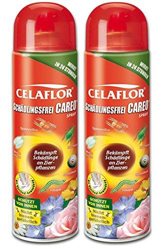 Celaflor Schädlingsfrei CAREO Spray 800 ml Vorteilspackung (2× 400ml)