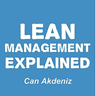 Lean Management Explained audiobook cover art