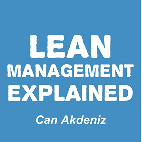 Lean Management Explained audiobook cover art