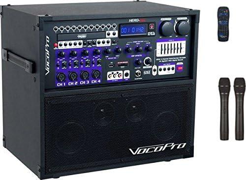 VocoPro Karaoke low-pricing HEROREC4 Cheap System