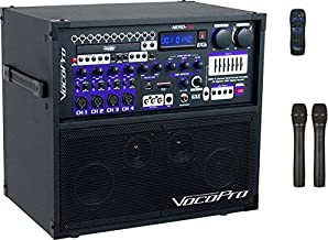 VocoPro Karaoke System (HEROREC4)