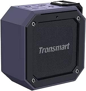 Black Bluetooth Speakers wireless, waterproof