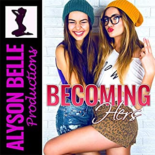 Becoming Hers audiobook cover art