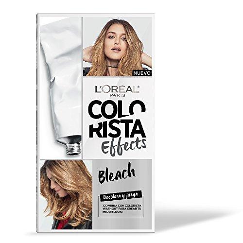 Decolorante para cabello efecto Bleach Colorista de L'Oréal Paris