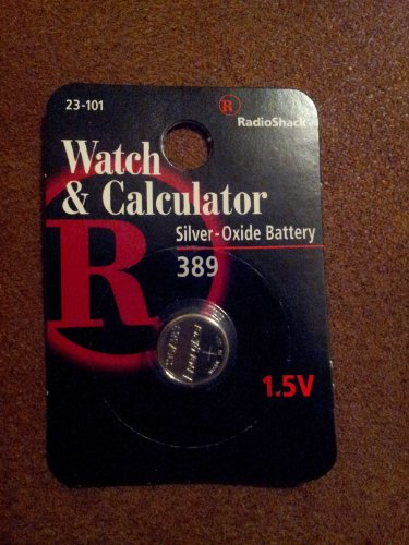 Energizer 389BP Watch Battery