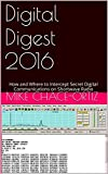 Digital Digest 2016: How and Where to Intercept Secret Digital Communications on Shortwave Radio