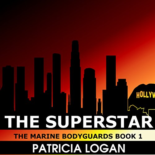 The Superstar audiobook cover art