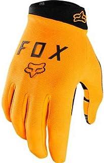 Fox Racing Men's MTB Ranger Gloves (Atomic Orange, 2X-Large)
