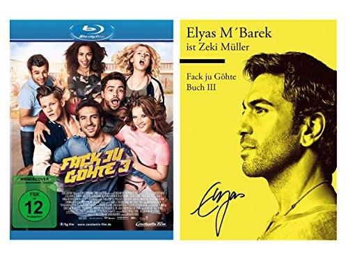 Fack Ju Göhte 3 - Exklusiv mit Elyas M Barek Autogrammkarte (Limited Edition) - [Blu-ray]