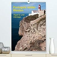 Portugals wilder Westen (Premium, hochwertiger DIN A2 Wandkalender 2022, Kunstdruck in Hochglanz): Impressionen der Provinzen Algarve und Alentejo (Monatskalender, 14 Seiten )