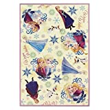 ヤクセル レジャーシート ディズニー 日本製 60×90cm S アナと雪の女王 S2 81134