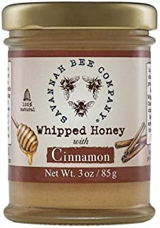 Whipped Honey with Cinnamon (4 pack)